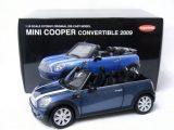 京商(KYOSYO)ミニカー BMW MINI ミニクーパー コンバーチブル